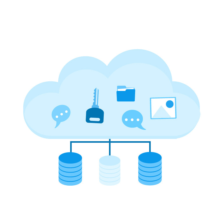 servicios cloud almacenamiento