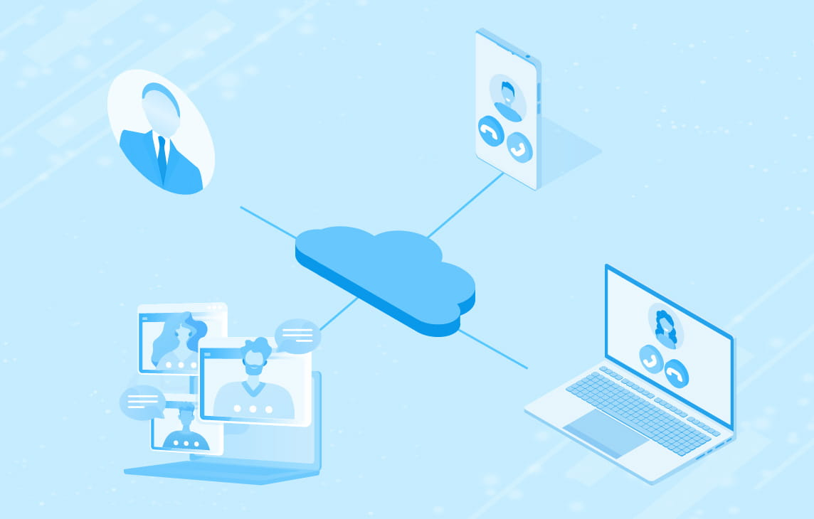 CloudTel PBX Ms Teams2