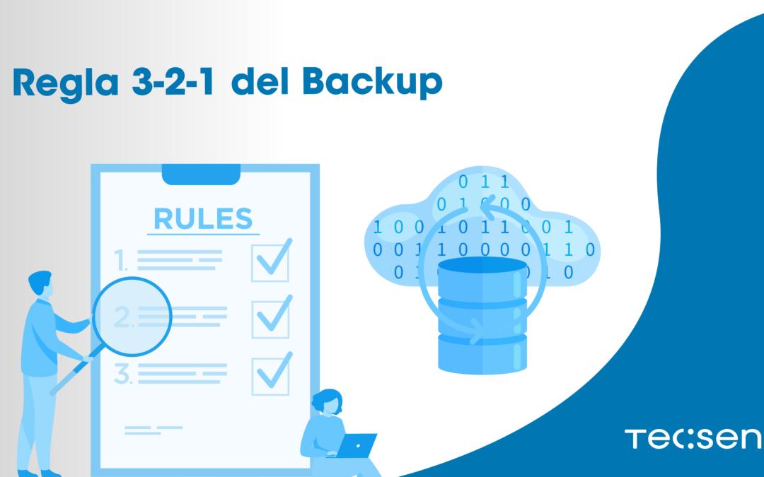 Rule 3 2 1 part Backup