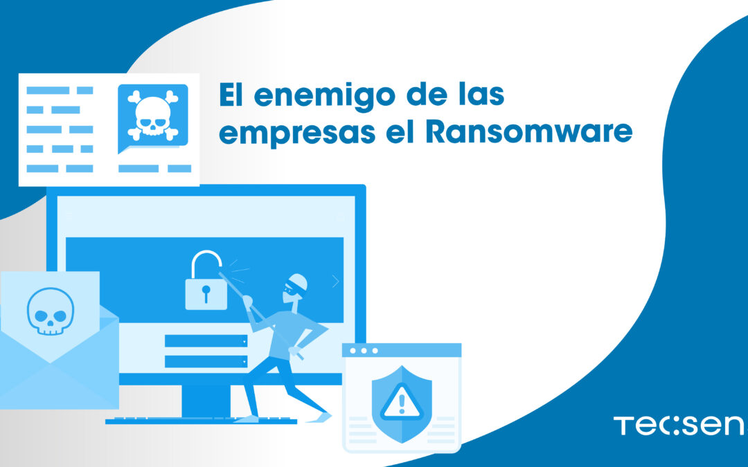 The enemy of business ransomware