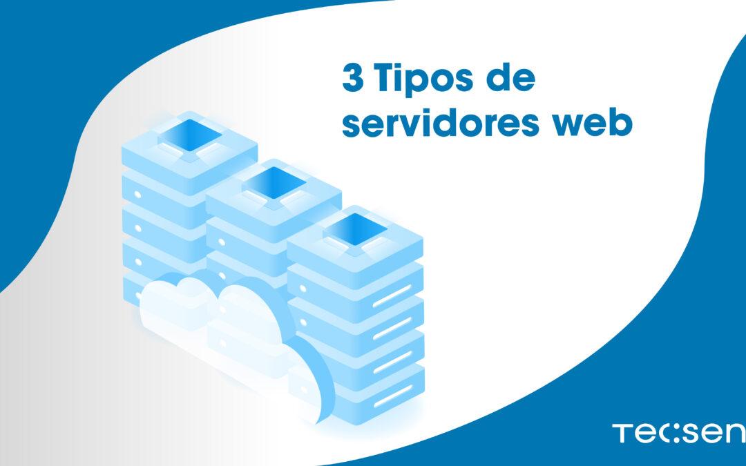 3 types of web servers